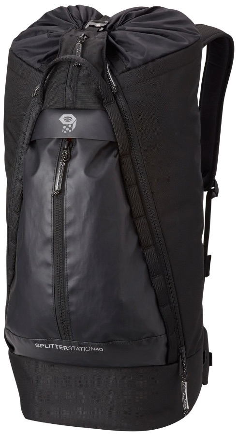 Mountain Hardwear MP Station 40 Pack, S/M Black