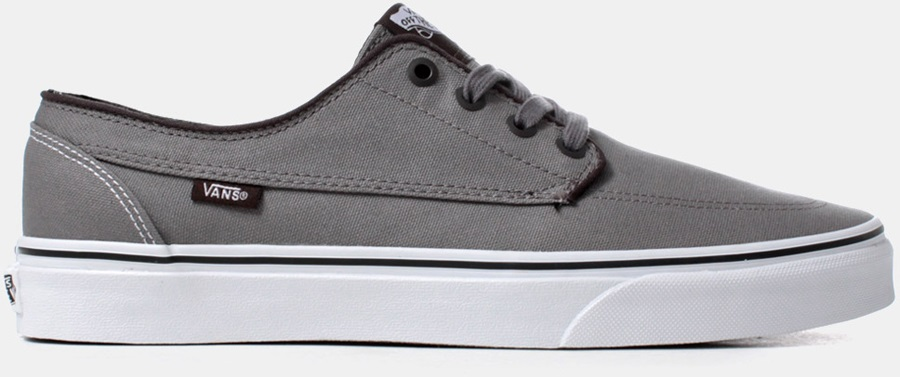 a9c747c4e770 Vans Brigata Skate Shoes UK 11 Steel Grey. Zoom