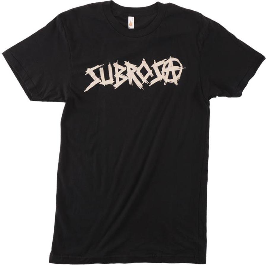 Anarchy ShirtMen's Subrosa Subrosa Tee LargeBlack Tee Anarchy qGpSUzMV