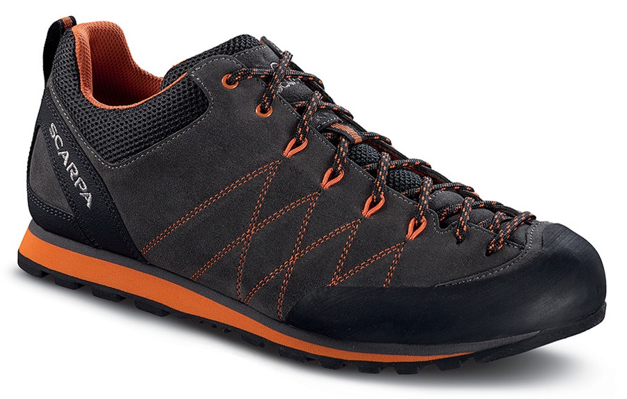 Scarpa Crux Approach Shoe, UK 11 3/4, EU 47 Shark-Tonic