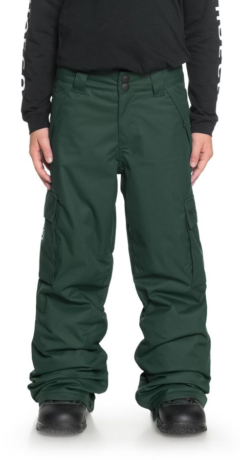 DC Banshee Youth Kids' Ski/Snowboard Pants, L Pine Grove