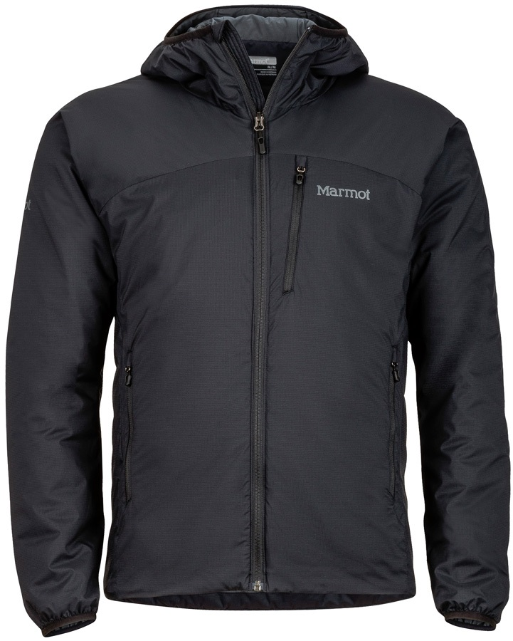 Marmot Novus Hoody Men's Insulated Jacket, XL Black