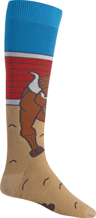 Burton Party Snowboard/Ski Socks L Toro