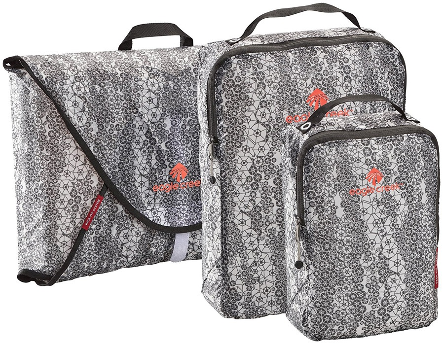 Eagle Creek Pack-It Specter Starter Set Bag - 3 Pieces, Hexagami