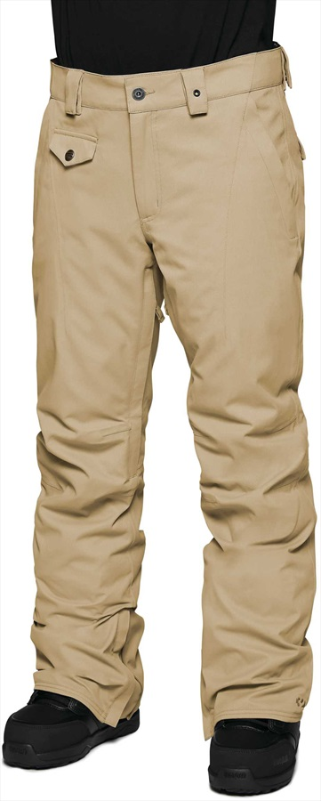 thirtytwo Essex Snowboard/Ski Pants, L Tan