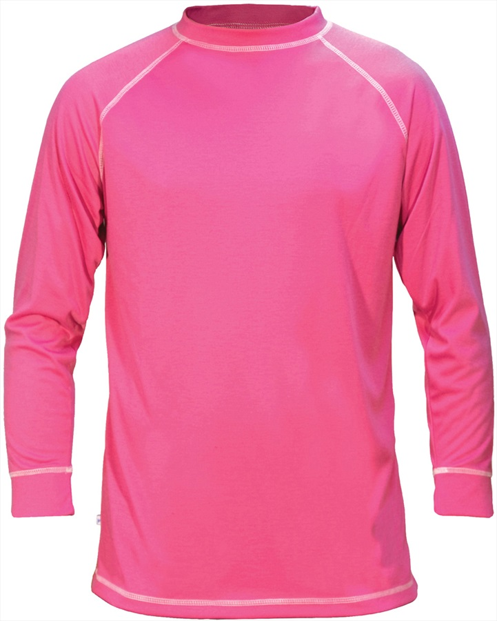 Manbi Junior Supatherm Thermal Set, 11-12 Years Fuchsia
