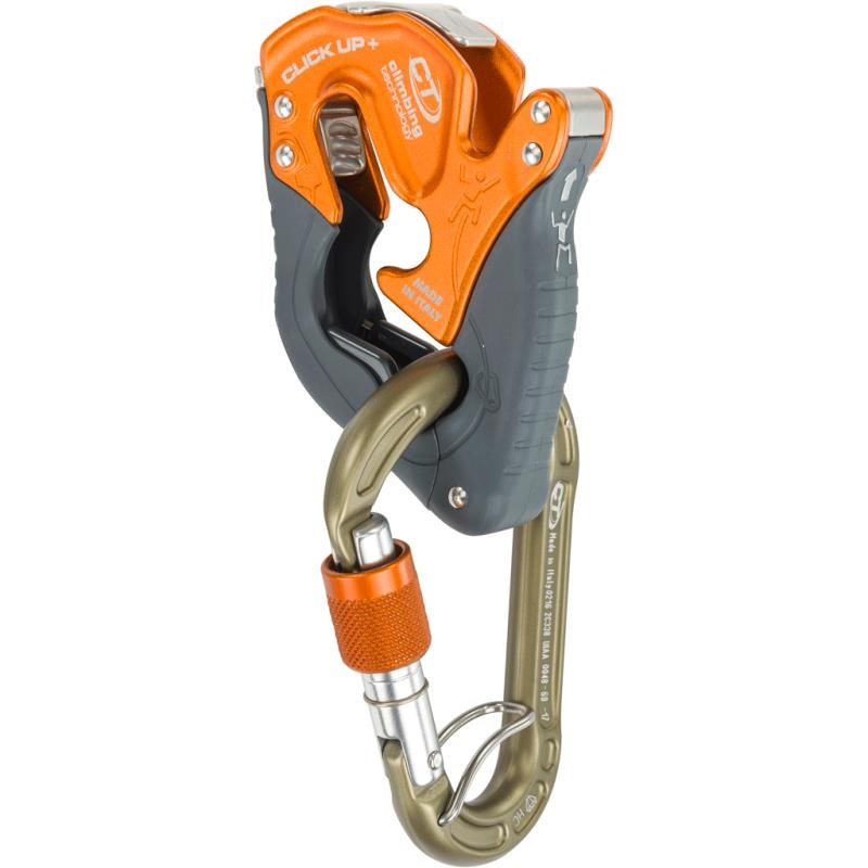 Climbing Technology Click Up + (Plus) Kit Assisted Belay Device