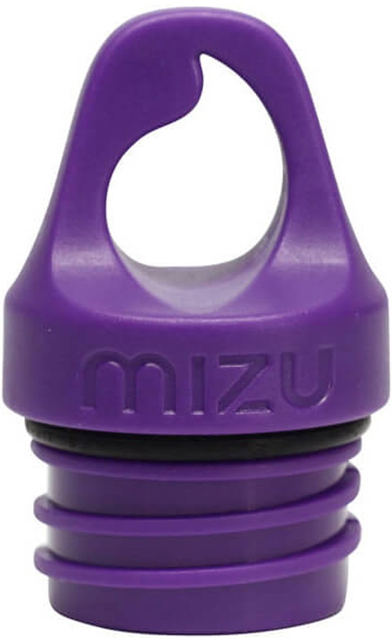 Mizu M Series Loop Cap Spare Water Bottle Cap/lid, Purple
