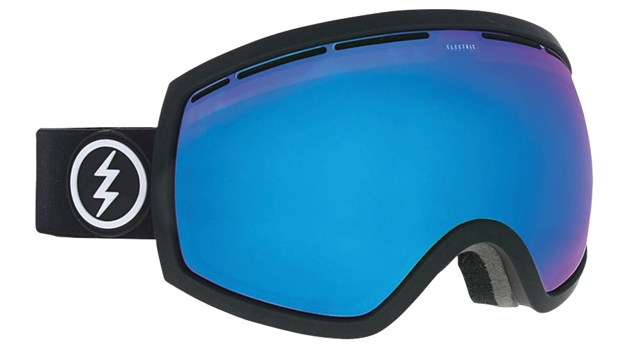 0eab960d1d Electric EG2 Brose Blue Chrome Snowboard Ski Goggles