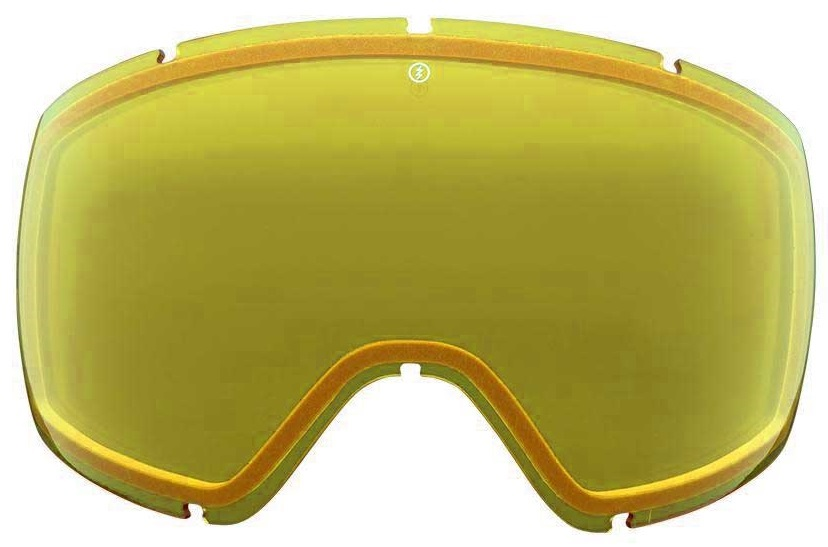 Electric Egg Snowboard/Ski Goggle Spare Lens, Yellow