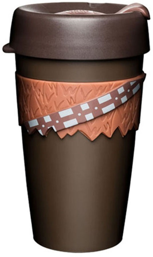 KeepCup Star Wars Original Reusable Coffee Cup, 454ml/16oz Chewbacca