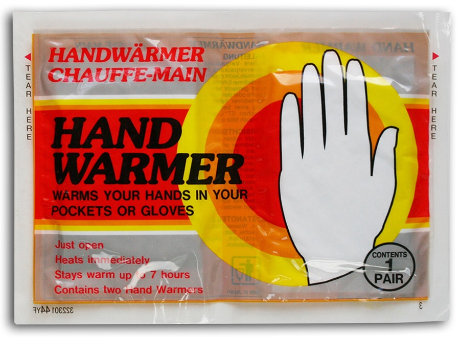 MyCoal Disposable Hand Warmers (Pair)