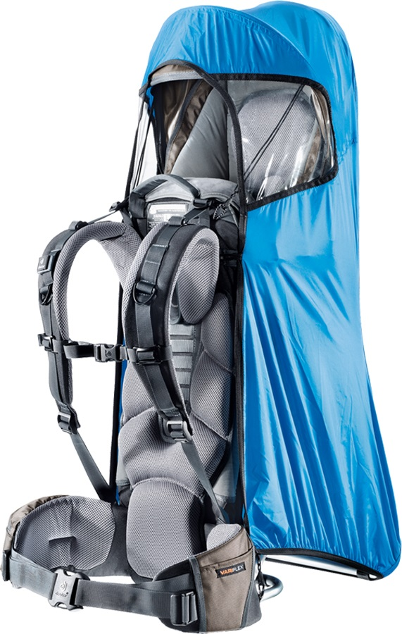 Deuter KC Deluxe Rain Cover Child Carrier Accessory One Size Blue