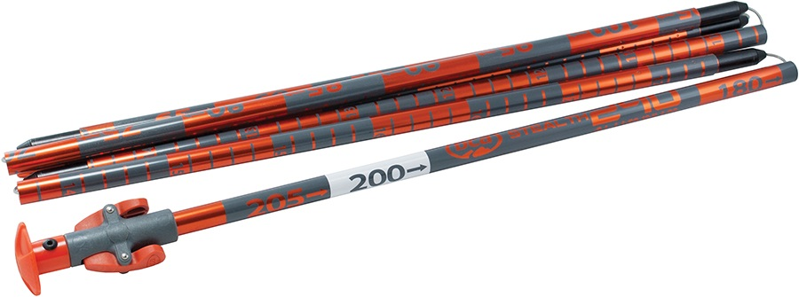 BCA Stealth Avalanche Safety Probe 240cm Orange