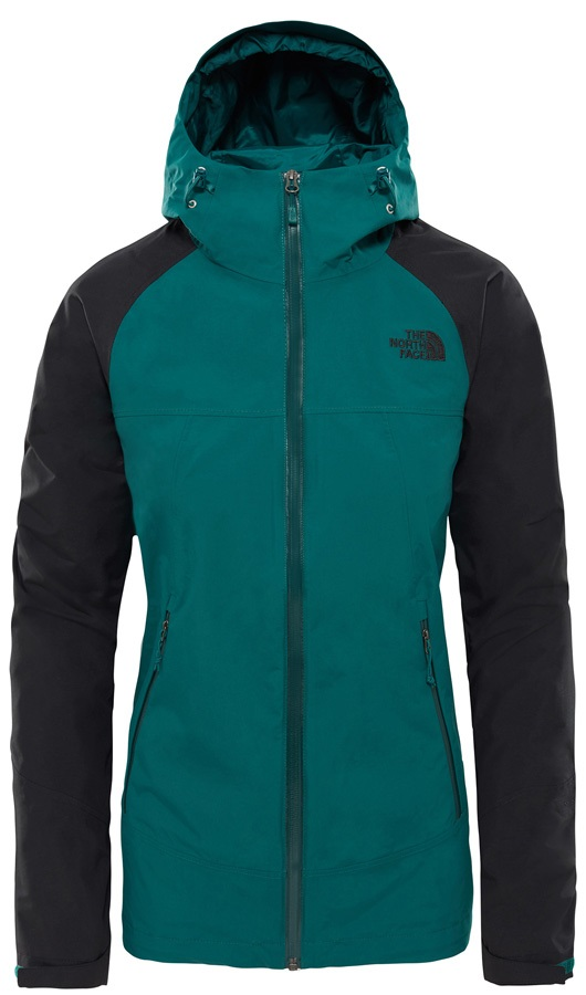 The North Face Stratos Women's Waterproof Jacket - L, Botanical Garden
