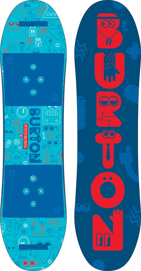 Burton After School Special Kids Snowboard Package, 100cm 2018