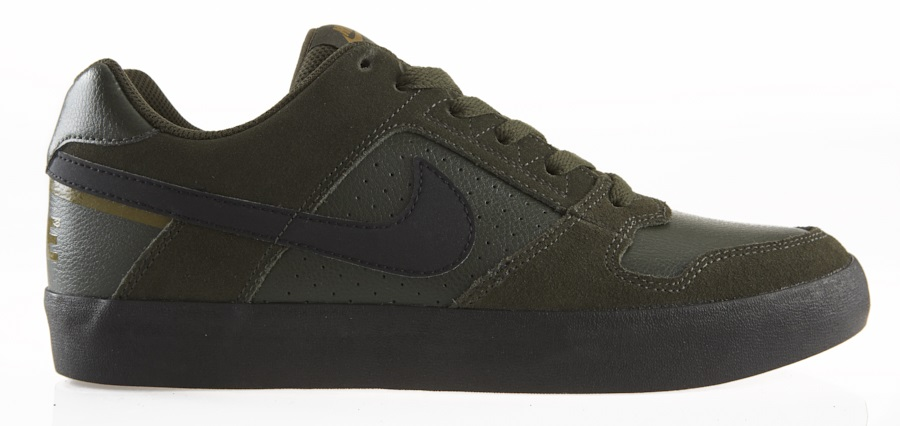 a74eda18ac Nike SB Zoom Delta Force Vulc Men's Skate Shoes, UK 7 Sequoia/Black