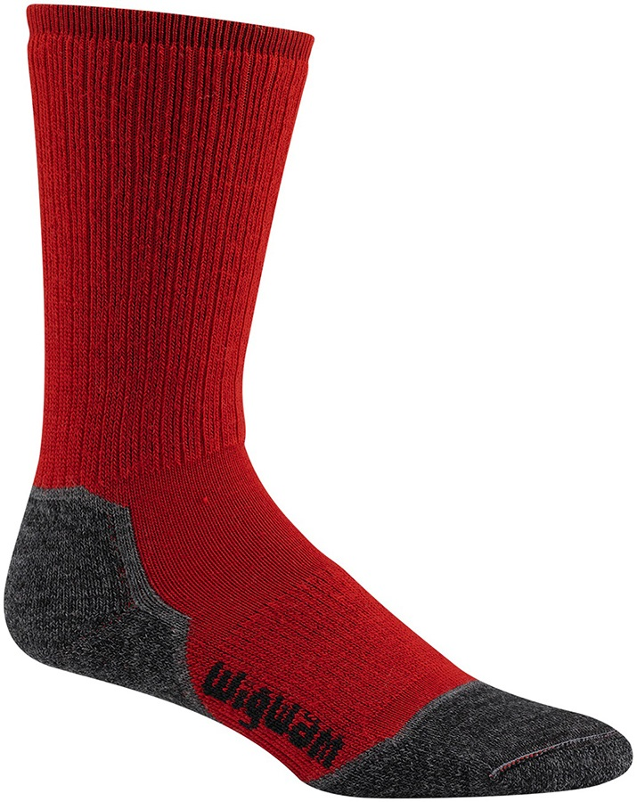 Wigwam Merino Lite Hiker Walking/Hiking Socks, M Chili Pepper
