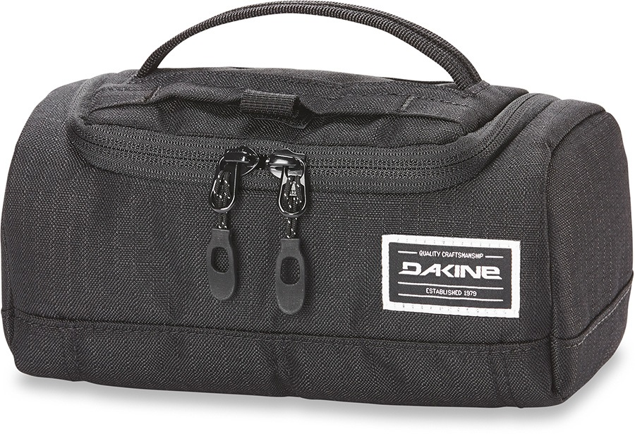 Dakine Revival Kit Travel Bag, S Black