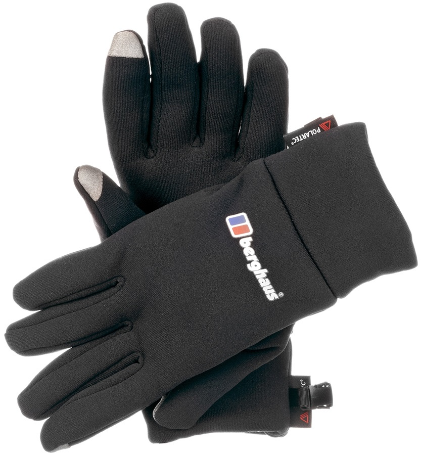 Berghaus Touch Screen Gloves XXL Black