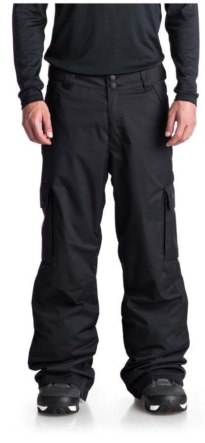 the latest e4505 f011a DC Banshee Ski Snowboard Pants M Black