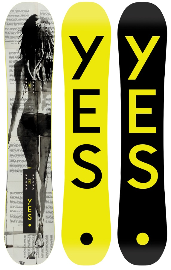 9d5ae4eb84a4 Yes. The Typo Hybrid Camber Snowboard