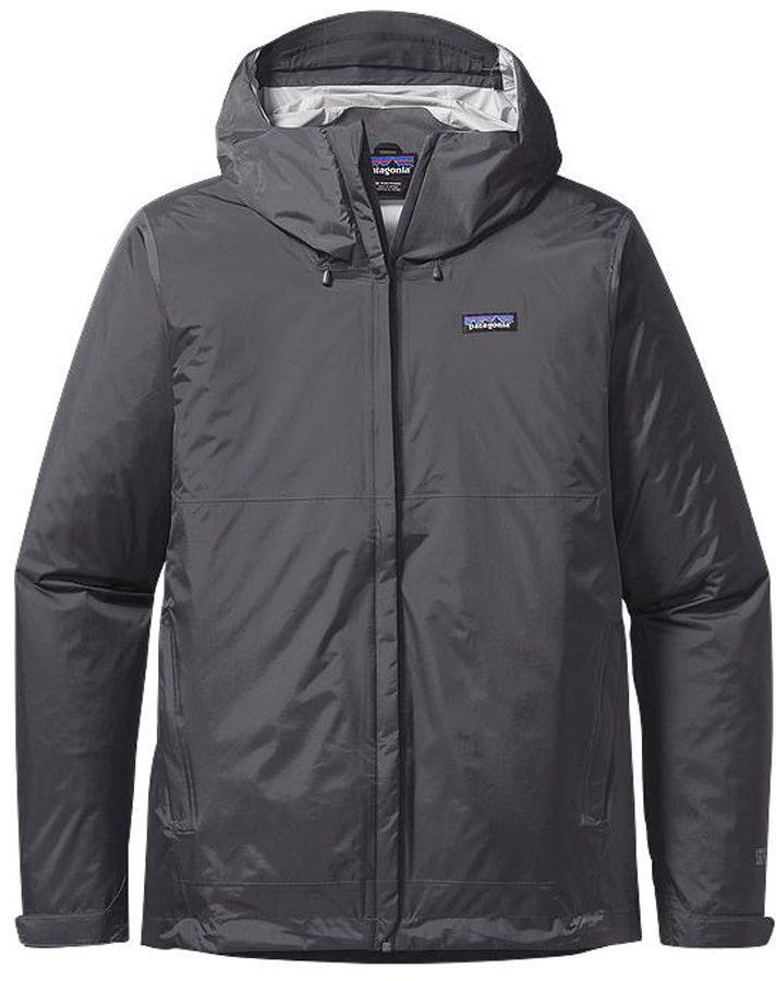 Patagonia Torrentshell Waterproof Jacket S Forge Grey