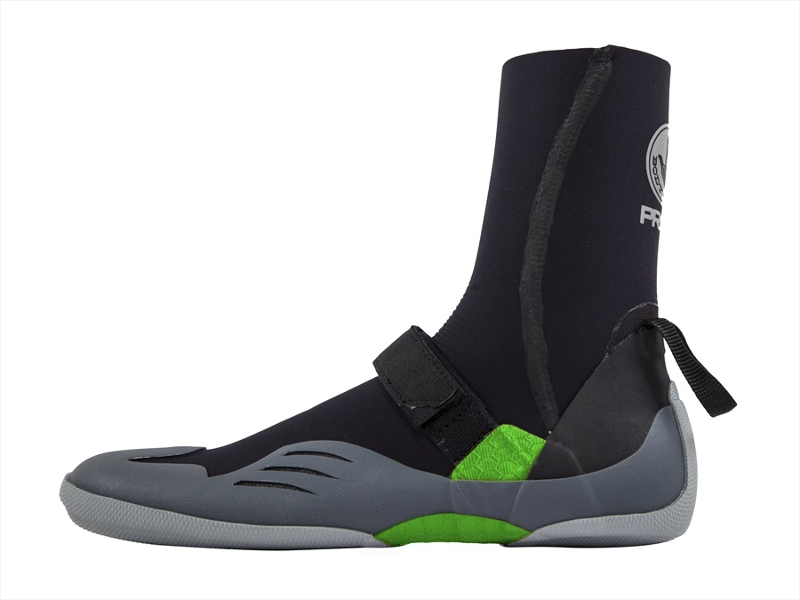 Body Glove Pr1me 3mm Split Toe Wetsuit Boots, UK 8 2018