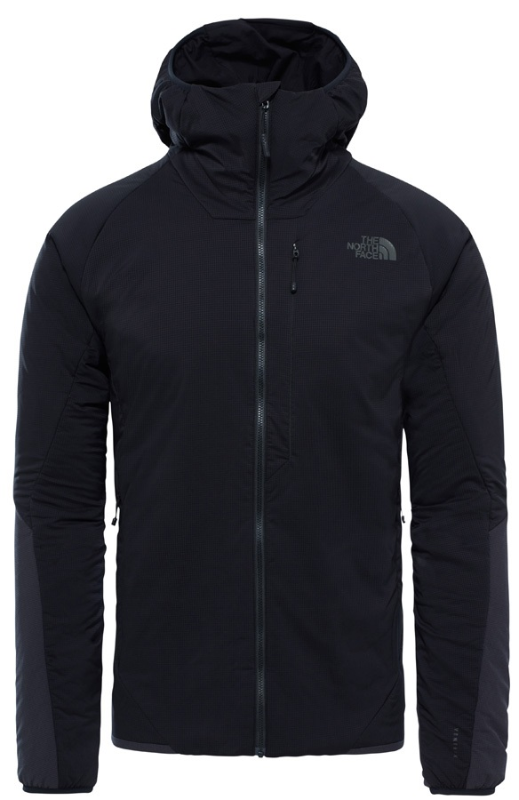The North Face Ventrix Hoodie Insulated Hooded Jacket, S Black