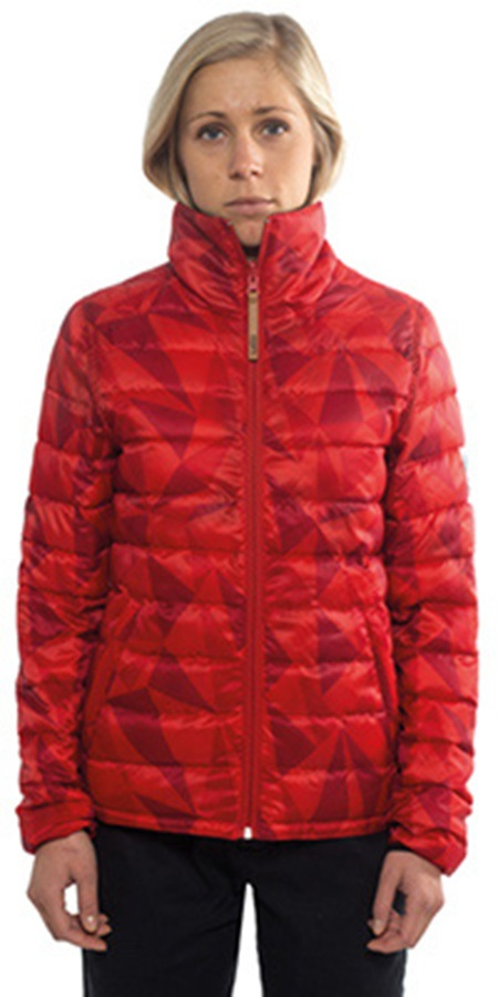 Wearcolour Feather Insulator Jacket XS Red Ceramic