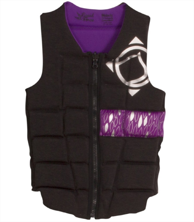 Liquid Force Melody Ladies Wakeboard Impact Vest e5755f92d