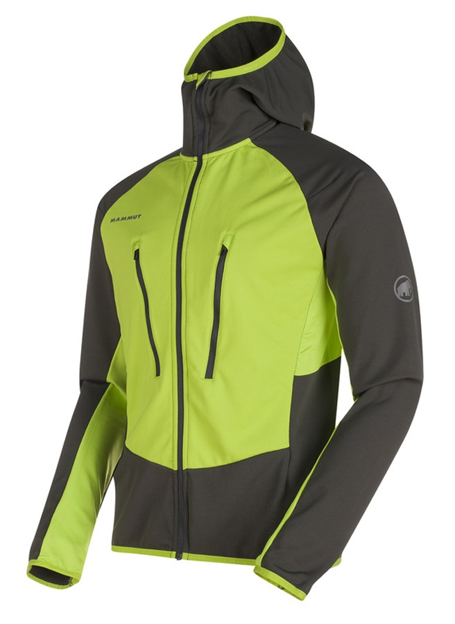 Mammut Aenergy Light ML Hooded Jacket Technical Mid-Layer, S