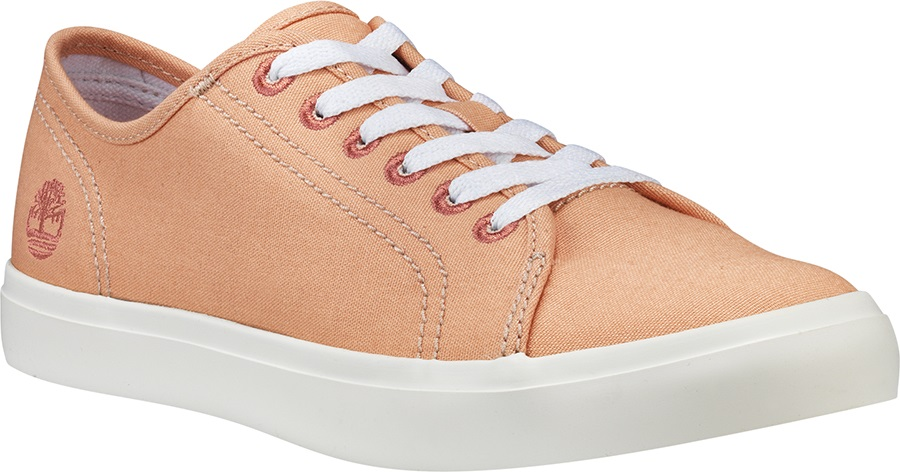 Timberland Newport Bay Ox Women's Trainer, UK 4.5 Peach Nougat