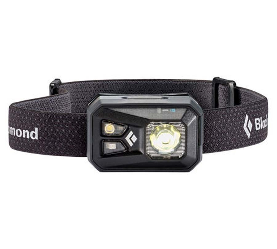 Black Diamond ReVolt Headlamp, 300 Lm, Black