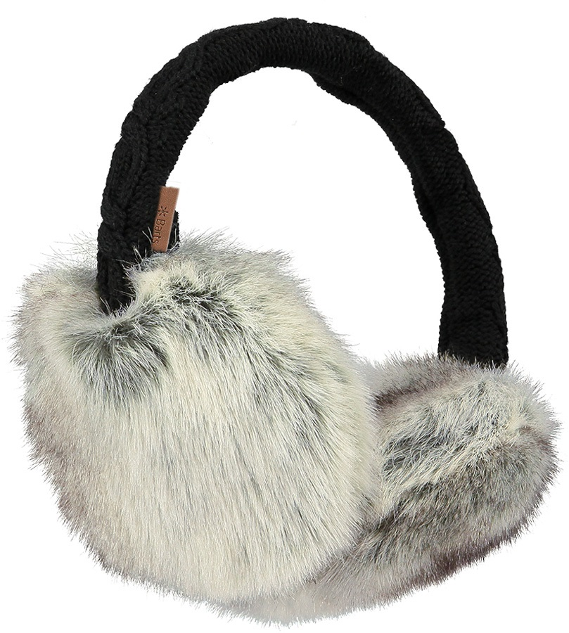 Barts Fur Ski/Snowboard Earmuffs, One Size Rabbit