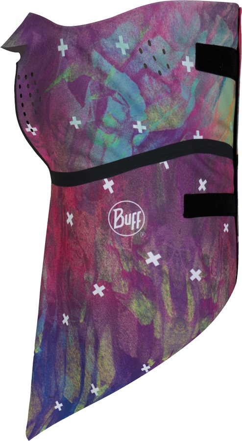 Buff Windproof Bandana Head Wear, Irids Multi