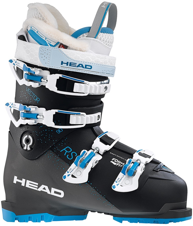 Head Vector RS 90 W Women's Ski Boots, 23/23.5 2019