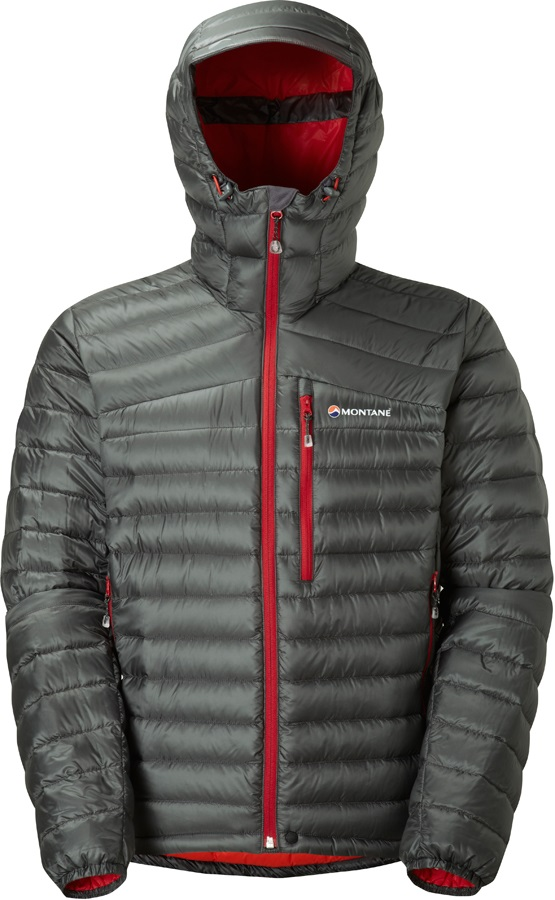 Montane Featherlite Rip-Stop Down Insulated Jacket, S Shadow
