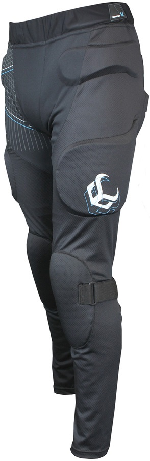 Demon Flex Force X D3O Women's V3 Snowboard/Ski Impact Pants, M Black