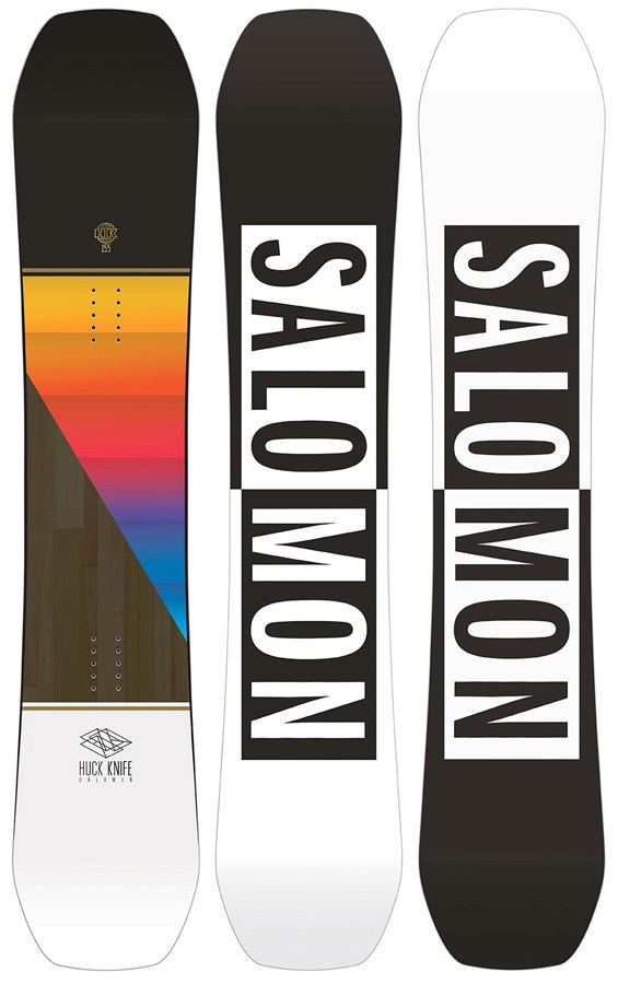 a94be82debca Salomon Snowboards