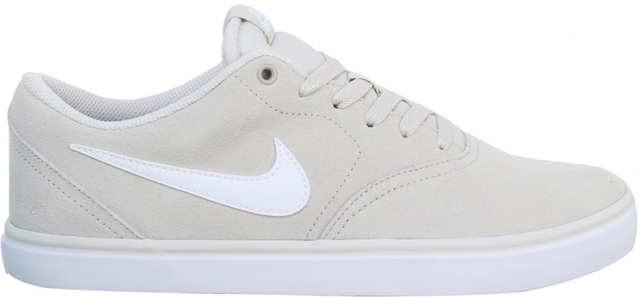 newest 79417 59af7 Nike SB Check Solar Skate Shoes, UK 11, Light BoneWhite
