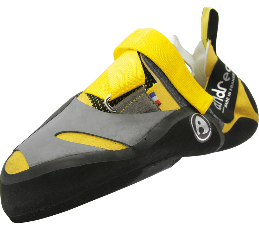Andrea Boldrini Apache Light Plus Rock Climbing Shoe, UK 9 Yellow