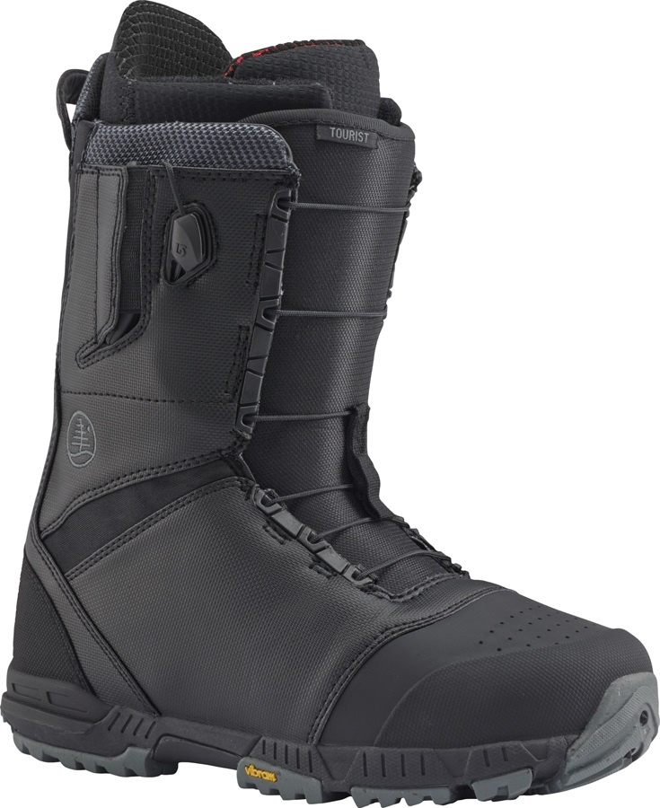 Burton Tourist Men's Snowboard Boots, UK 10 Black 2018