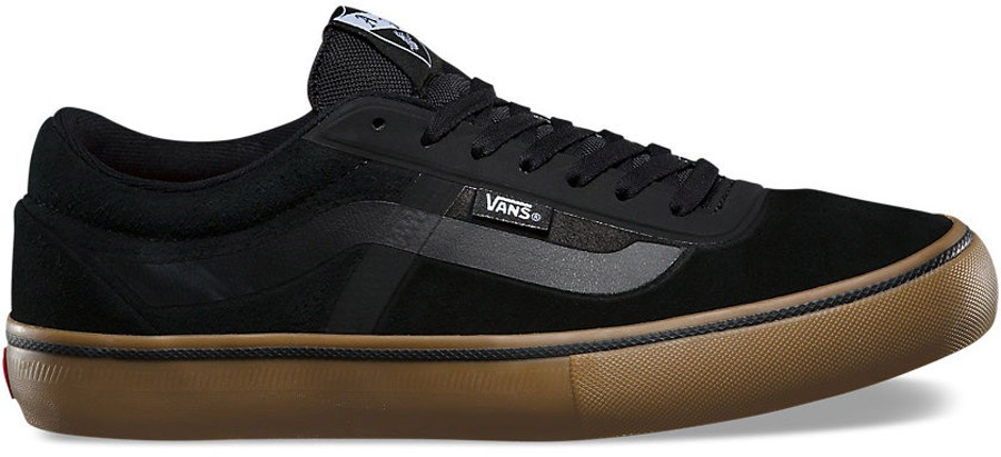 768318c072 Vans AV Rapidweld Pro Skate Shoes UK 10 Black Gum