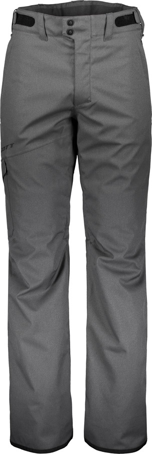 Scott Ultimate Dryo20 Insulated Snowboard Ski Pants L Iron Grey Oxford 5af5ef4fe