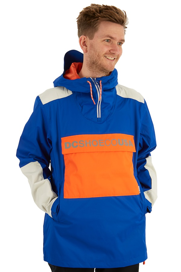 DC Rampart Ski/Snowboard Jacket, M Surf The Web