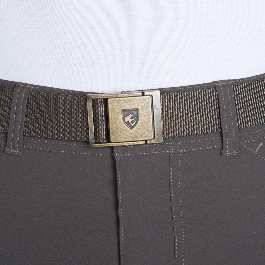 Kuhl Aviatr Men's Belt, L Espresso