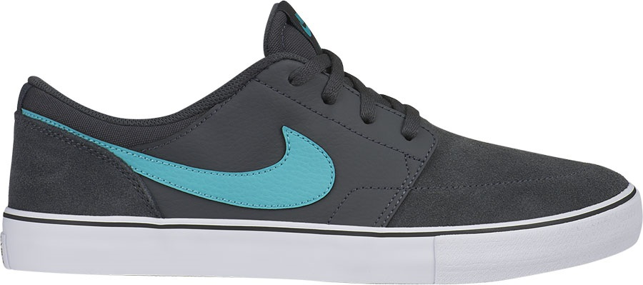 newest c3d17 d80c6 Nike SB Portmore II Solar Skate Shoes, UK 10.5 Anthracite Cabana