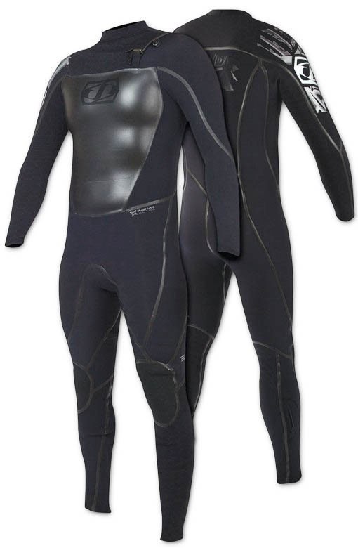 JetPilot A-Tron 4/3mm Full Wetsuit XL Black