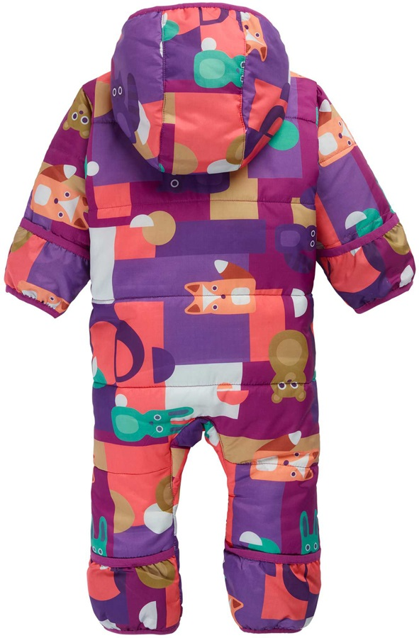 a0259e286 Burton Buddy Bunting Infant Ski/Snowboard Suit 6-12 Month Paper Animal. Zoom